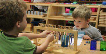 Why Montessori Kindergarten?